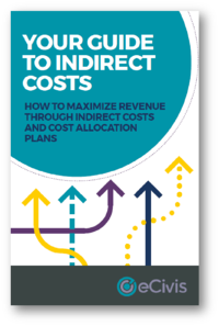 Indirect Cost Guide Cover